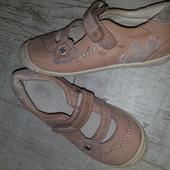 Туфли кожа, 25 размер.