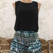 Нарядное женское платье Tfnc, Англия, размер М