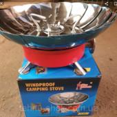 рапродажа газовая плита туристическая (горелка - примус) Kovar K-205 с пьезоподжигом