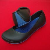 Балетки Crocs оригинал 39-40 размер широкая ножка