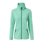 ☘ Стильна в'язана флісова куртка від Tchibo (Німеччина), р.: 52-54 (XL євро)
