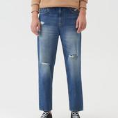 стильные мужские джинсы свободный крой, loose fit от sinsay