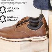мужские стильные кожаные туфли от Tom&Rose. Intertek