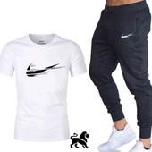 Мужской костюм штаны+ футболка! размер на выбор