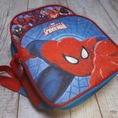 3D детский рюгзачек Spider Man