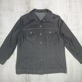 Джинсовая куртка /пиджак р.52-56