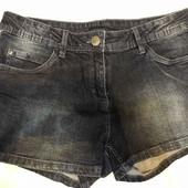 Качественные джинсовые шорты Pepperts Германия, размер 158