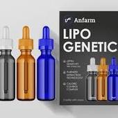 Lipo Genetic (Липо Генетик) - доступные капли для похудения 3 флакона !!
