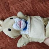 Кукольный театр, кролик.