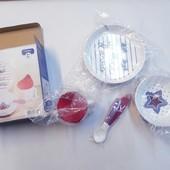 Набор детской посуды Lupilu