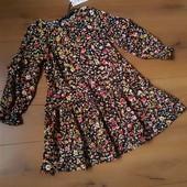 Легкое платье Reserved для девочки 4-5 лет
