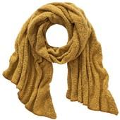 ☘ Лот 1 шт ☘ Жовто-салатовий шарф від Otto (Німеччина)