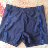 шорти, шорты, плавки размер 5-6 лет 116 см. M&S. состояние отличное