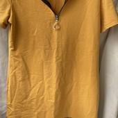 Крутое платье прямого кроя 46-48 р, новое. Цвет ярче в реале