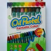"""Восковые мелки """"Oil Pastel"""". 18 цветов. Лоты комбинирую."""