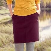 Стильная плотная качественная юбка от Tchibo (германия), размер 42 евро=48