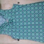 Блуза майка L + брошка в подарунок