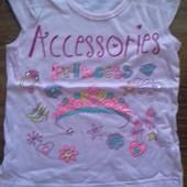 Розпродажа! Літні футболки для діток! Читайте опис!