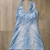 Сарафан Versace,  платье с открытой спиной, р.42