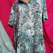 ❤️☀❤️Футболка - блуза, трикотаж. Состояние новой вещи.