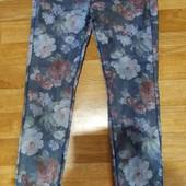 джинсы невесомые Zara