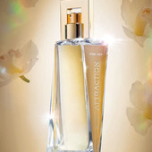 Вишуканий і благородний аромат Attraction для неї Avon 50ml