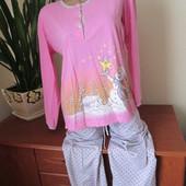 Хлопкова піжама Розм М