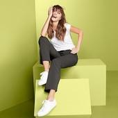 Функціональні штани оливкового кольору DryАctive Plus, Tchibo(Німеччина), р наші: 44-46 (38 євро)