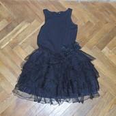 Красивое пышное платье Girls 116/122 см Хорошее состояние