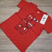 Польша! Cool club! Крутая футболка на малыша! Размер 92 см рост!
