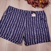Новые женские шорты ,размер европейский 54-56.
