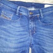 Стрейчевые джинсовые шорты подросток