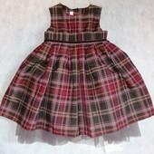 ♥️Новое нарядное платье Mamas&Papas♥️12-18мес