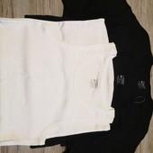 Базовые футболки 2 шт + 1 майка размер L
