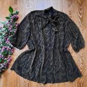 Легеньке шифонове плаття - туніка ❤️