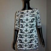 Качество! Красивое платье/принт бабочки от Atmosphere, новое состояние