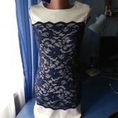 Красивое нарядное платье, р.S