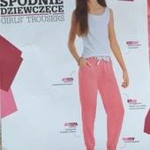 Шикарные фирменные штанишки девочке 8-9 лет. 134. Сотни лотов.