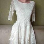 Нежное кружевное платье от River Island