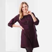 ☘ Ягідне плаття в стилі casual від Tchibo (Німеччина), р.р .: 46-48 (40/42 євро)
