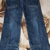Акция!!! Стильные подростковые джинсы для девочки 145-150см