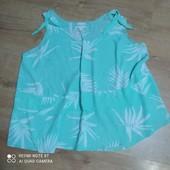 Шикарная блуза на пышные формы хл, хл.