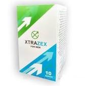 Xtrazex шипучие таблетки для потенции Экстразекс