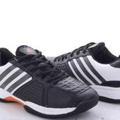Кожаные Кроссовки Adidas.