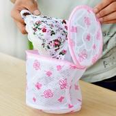 Одним лотом - мешок для стирки бюстгальтера и мешок для стирки белья