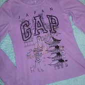 Красивая кофточка от бренда Gap, на девочку от 12 лет