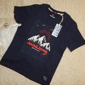 стильная футболка на мальчика от Jack&Jones