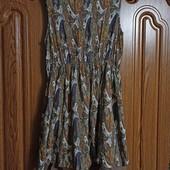 Лёгкое летнее платье, штапель