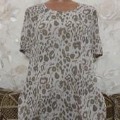 Легкая женская блуза Sensations, размер хл