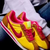 Nike air max! Стильные кроссовки, демисезон. Маломерят.